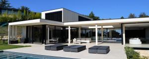 maison contemporaine luberon aix en provence